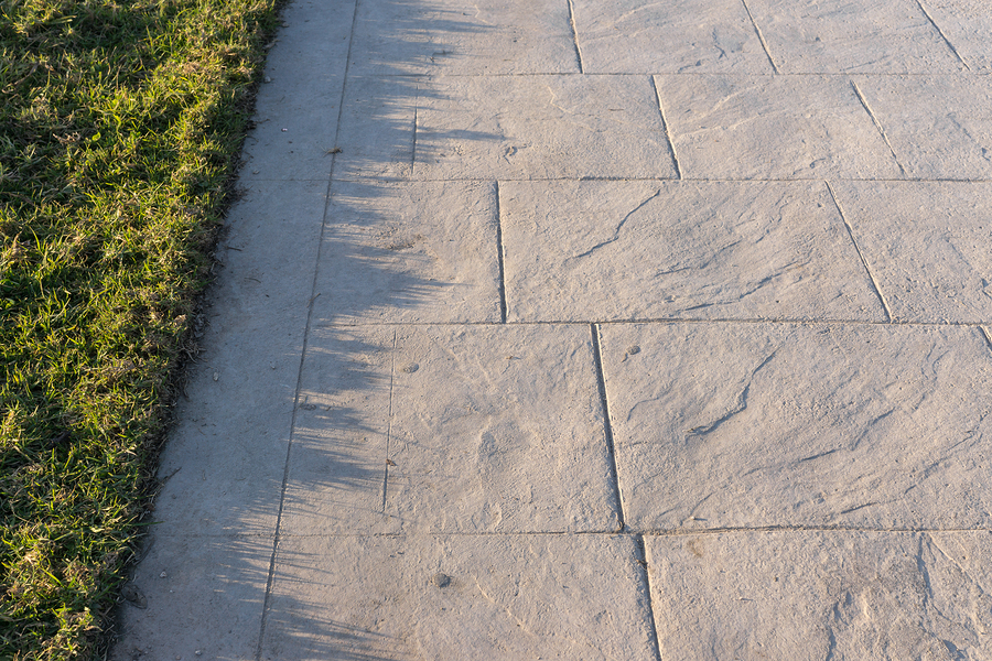 Add custom concrete to your property